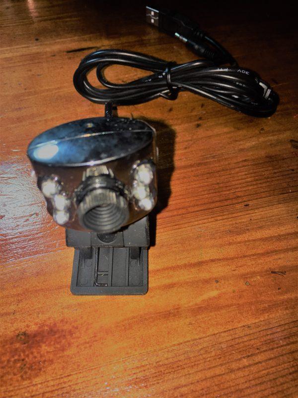 מצלמת אינטרנט בחיבור USB