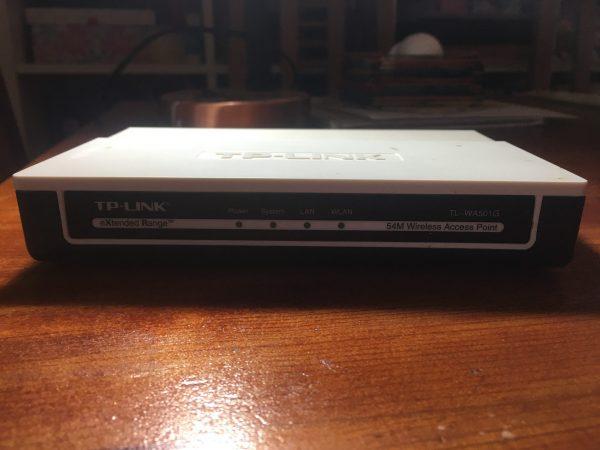 נקודת גישה אלחוטית TP-LINK דגם TL-WA501G