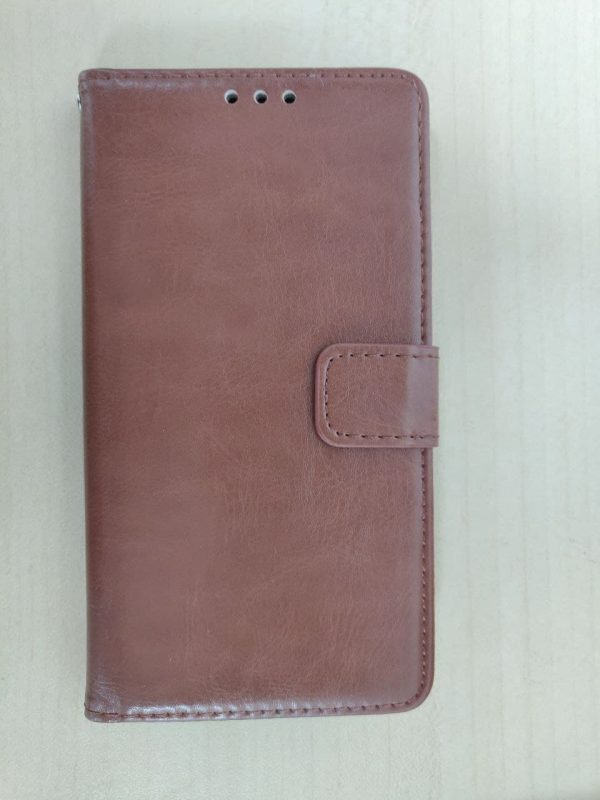 чехол Samsung J7 коричневый