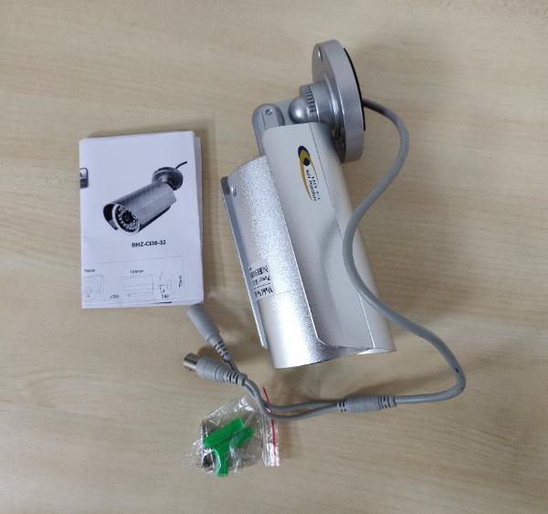 Digital CCD Video Camera. Model_BHZ-CI30-322