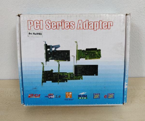 PCI Series Adapter коробка