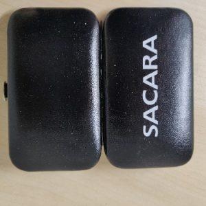 Sacara черный набор инструментов